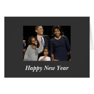 New Year, Happy New Year - Customized - Customized Card