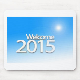 New Year Image 2015 Mouse Pad