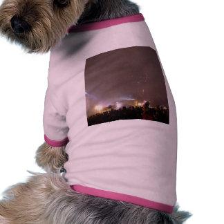 New Year In Balboa Park Doggie Tee Shirt