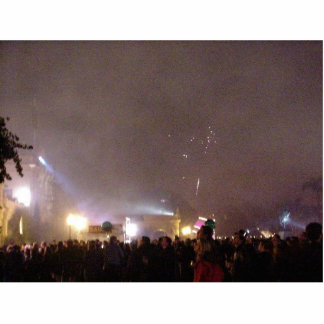 New Year In Balboa Park Photo Cutout