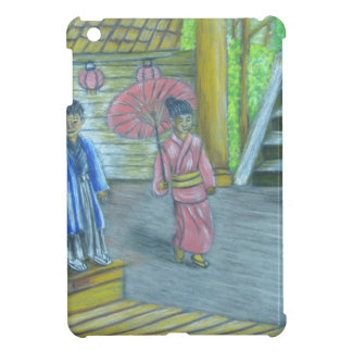 new year in japan case for the iPad mini