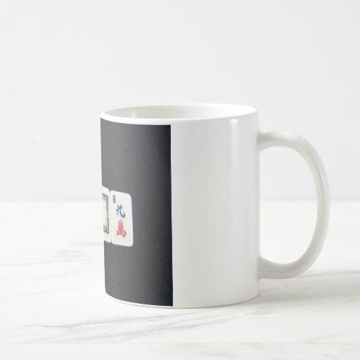 new year mah-jongg mugs