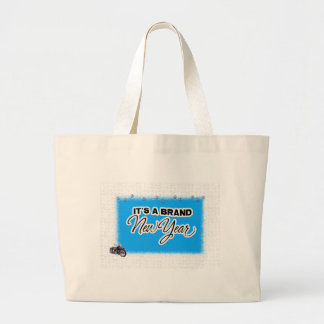 new year motercycle canvas bags