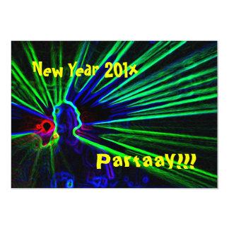 New Year Partaay!!! invitation