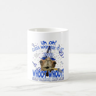 New Year s Eve 2014 Hump Day Camel Mugs