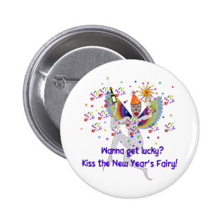 New Year s Fairy Buttons