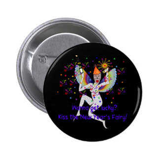 New Year s Fairy Pin