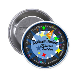 New Year s Resolution Consultant Pin