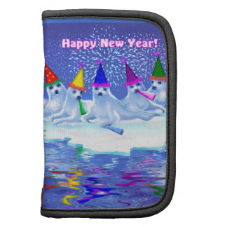 New Year Seals Rickshaw Folio Folio Planner