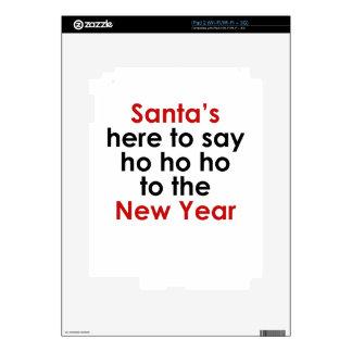 New Year Skin For iPad 2