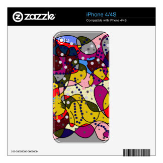New Year Skin For The iPhone 4S