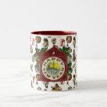 New Year Two-Tone Coffee Mug