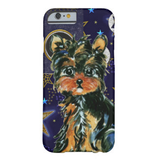 NEW YEAR YORKIE POO BARELY THERE iPhone 6 CASE