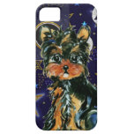 NEW YEAR YORKIE POO iPhone 5 CASES
