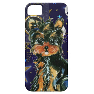 NEW YEAR YORKIE POO iPhone SE/5/5s CASE