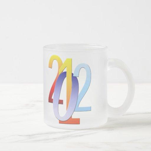 New Years 2012 Mugs