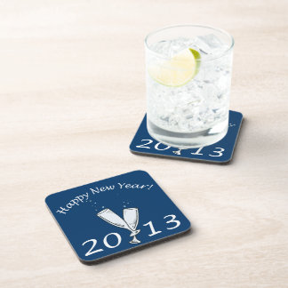 New Years 2013 Drink Coaster