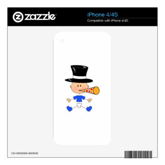 NEW YEARS BABY SKIN FOR THE iPhone 4