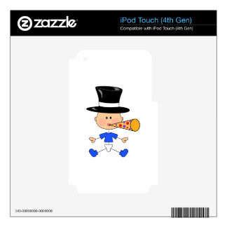 NEW YEARS BABY iPod TOUCH 4G SKIN