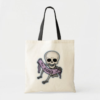 New Years Baby Skullabee Tote Bag