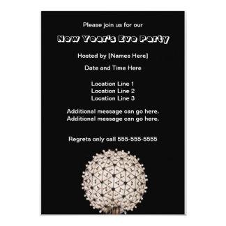 New Year's Ball Invitations