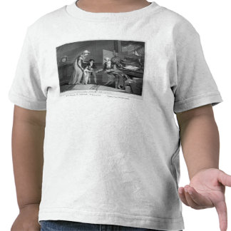 New Year's Day, 1807 T-shirt