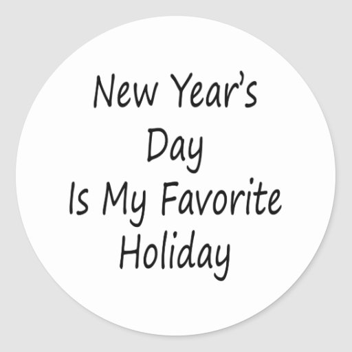 essay my favorite holiday new year