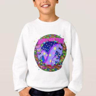 New Years Dinosaurs Sweatshirt