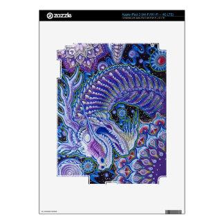 New Year's Dragon iPad Decal