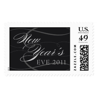 New Year's Eve 2011 stamp