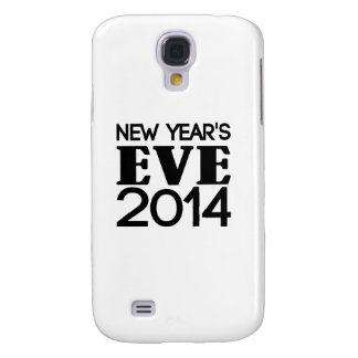 New Years Eve 2014 Galaxy S4 Cover