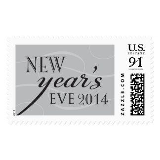 New Year's Eve 2014 Postage