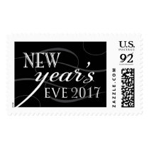 New Year's Eve 2017 stamp