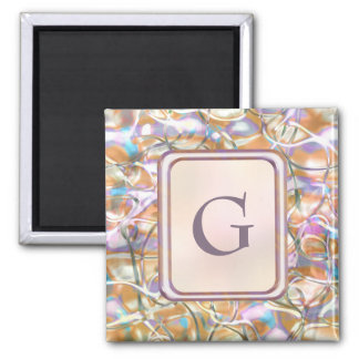 New Year's Eve 2 Inch Square Magnet