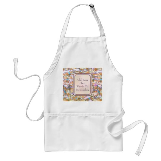 New Year's Eve Adult Apron