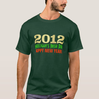 New Years Eve Bar-Restaurant Party T-shirts