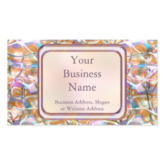 New Year's Eve Business Cards