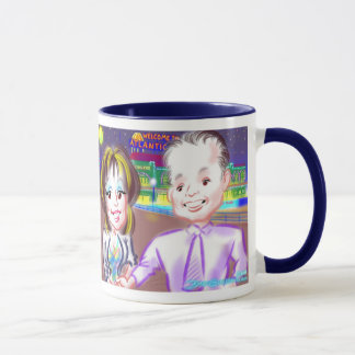 New Year's Eve Caricatures Mug 13a