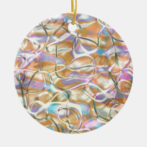 New Year's Eve Christmas Tree Ornaments