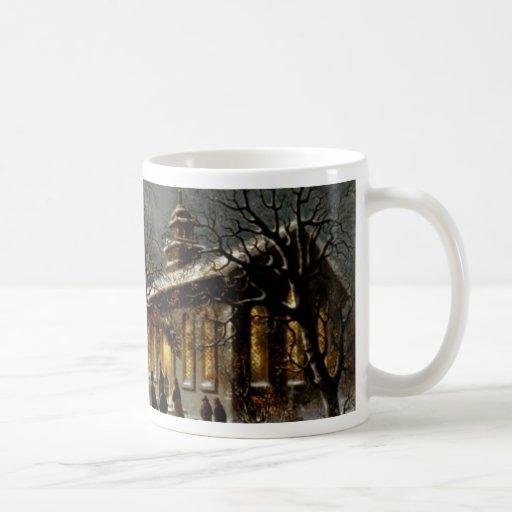 New Years Eve Classic White Coffee Mug