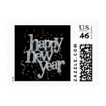 New Years Eve Confetti Stamp