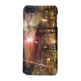 New Year's Eve Fireworks in Niederau Tyrol Austria iPod Touch 5G Cover