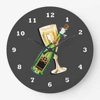 New Years Eve Holiday Clock