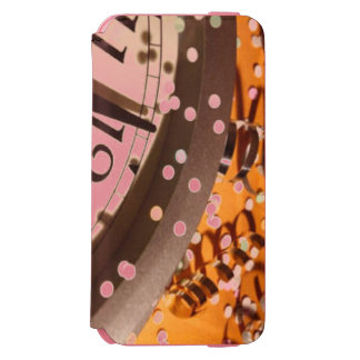 New Years Eve iPhone 6/6s Wallet Case