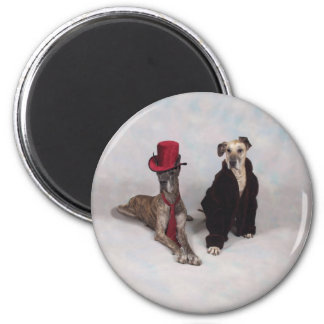 New Year's Eve 2 Inch Round Magnet