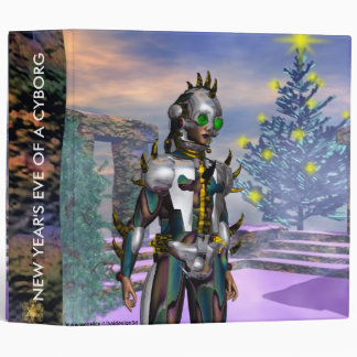 NEW YEAR'S EVE OF A CYBORG BINDER