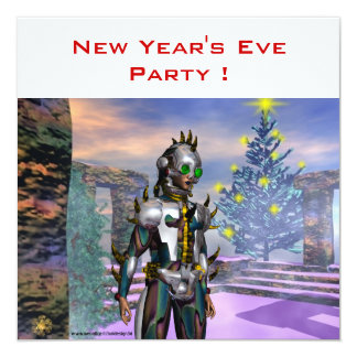 NEW YEAR'S EVE OF A CYBORG ANNOUNCEMENT
