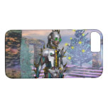 NEW YEAR'S EVE OF A CYBORG iPhone 8/7 CASE