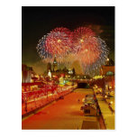 New Year's Eve, Ottawa, Ontario, Canada Post Cards