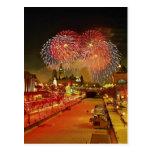 New Year's Eve, Ottawa, Ontario, Canada Postcard